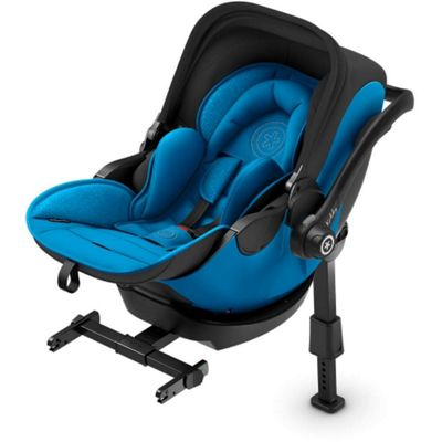 Kiddy Evo Luna i-Size 2 Car Seat & Base (Summer Blue)