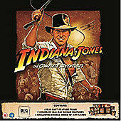 Indiana Jones 1-4 (Big Sleeve)