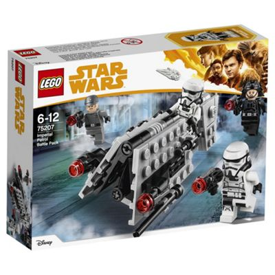 LEGO CONF Battle Pack Han Solo 75207