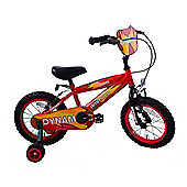 """Ammaco Dyanmite 12"""" Wheel BMX Boys Bike Red"""