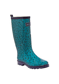 Regatta Ladies Fairweather Wellington Boot - Blue