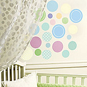 Baby Dots Children's Wall Stickers