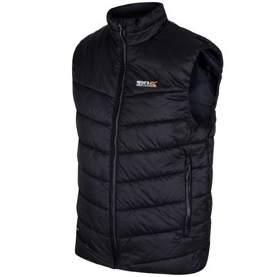 Regatta Mens Icebound II Bodywarmer Black 2XL