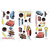 Disney Cars 3 x Sheets Small Wall Stickers