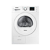 Samsung DV70F5E0HGW 7KG Heat Pump Tumble Dryer