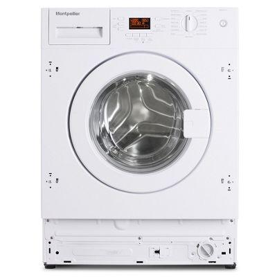 Montpellier MWBI7012 - 1200rpm 7kg Integrated Washing Machine