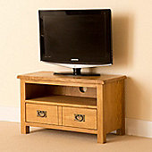 Lanner 80cm TV Stand - Rustic Oak