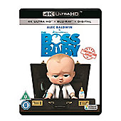 The Boss Baby 4K Ultra HD