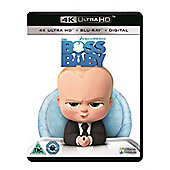 The Boss Baby 4K Ultra HD