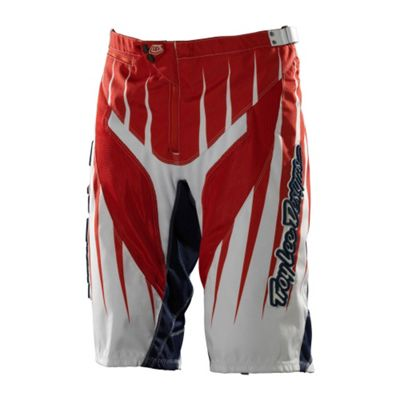 TroyLee Sprint Short Joker Red/Navy 34