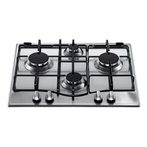 Hotpoint GC640IX, Stainless Steel, Gas Hob, 60cm