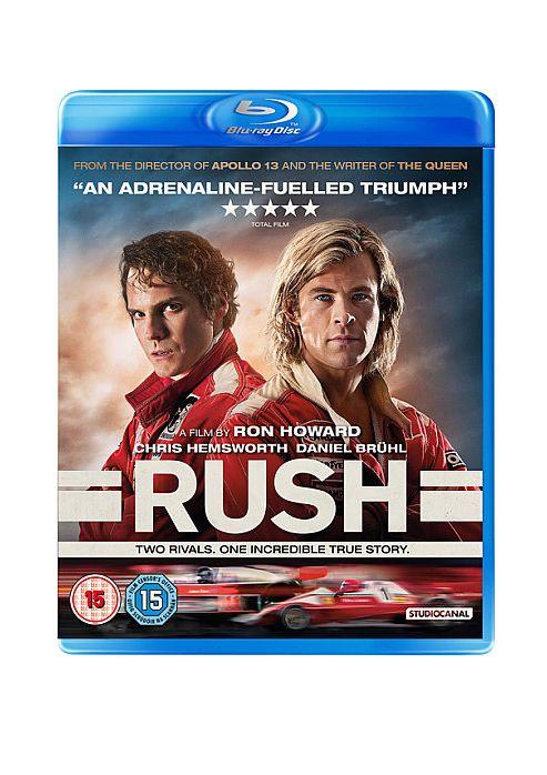 Rush Blu-Ray