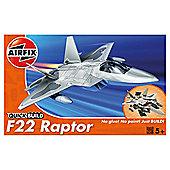 Airfix Quickbuild F22 Raptor