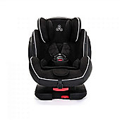 Ickle Bubba Solar Group 1-2-3 Isofix and Recline Car Seat plus Accessory Pack - Black