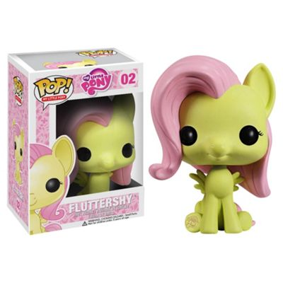 My Little Pony Fluttershy Pop