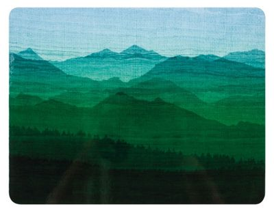 Ladelle Mountain Vista Placemats, Set of 4