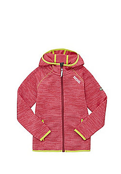 Regatta Dissolver Hooded Fleece - Coral