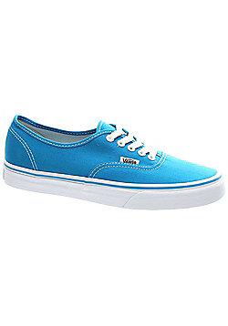 Vans Authentic Turkish Tile/True White Shoe TSV927 - Blue