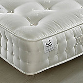 Happy Beds Signature Gold 1800 Pocket Sprung Orthopaedic Natural Fillings Mattress