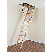 TB Davies LuxFold Timber Folding Loft Ladder