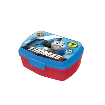 Thomas The Tank Engine 'With Tray' Sandwich Box Lunch Bag