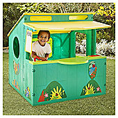 Carousel Jungle Shack Playhouse