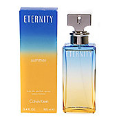 Calvin Klein Eternity Summer 2017 100ml Eau De Parfum