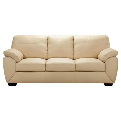 Alberta Sofa Bed, 2 Seater Sofa Ivory