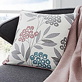 Fusion Karsten Blush 43x43cm Unfilled Cushion Cover