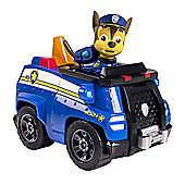 Paw Patrol Chase's Cruiser Vehicle with Figure