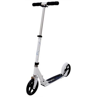 JD Bug Street 200 Series Scooter - Pepper White