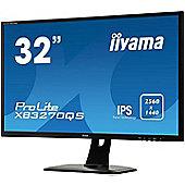 iiyama 31.5 ProLite XB3270QS-B1 Widescreen LCD Monitor