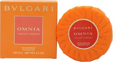 Bvlgari Omina Indian Garnet Scented Soap 150g