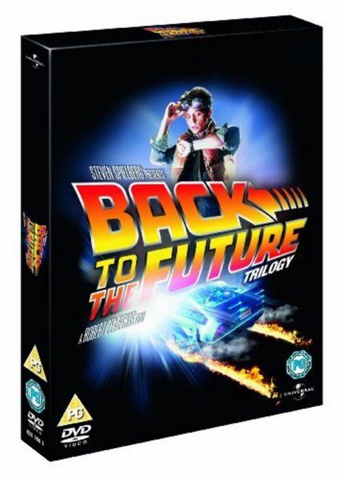 Back To The Future Trilogy  (DVD Boxset)