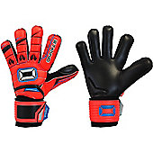 Stanno Hardground Junior Goalkeeper Gloves - Orange