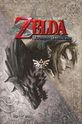 Legend of Zelda Zelda Twilight Princess Poster 61x91.5cm
