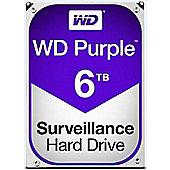 WD 6TB Purple 64MB 3.5IN SATA 6GB/S Hard Drive