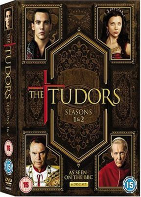 The Tudors - Seasons 1 And 2 (DVD Boxset)