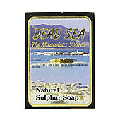 Malki Dead Sea Soaps - 100% Na Natural Sulphur Soap 90g