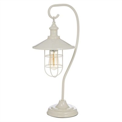 Kliving Worcester Table Lamp - Cream