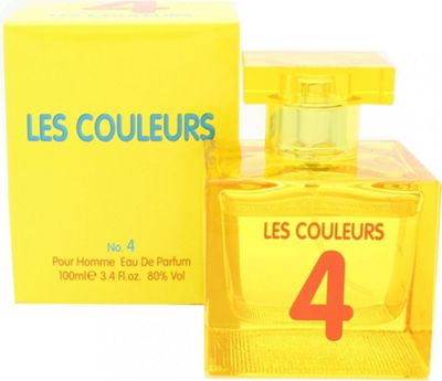 Laurelle Les Couleurs 4 Homme Eau de Parfum (EDP) 100ml Spray For Men
