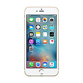 Tesco Mobile iPhone 6s Plus 128GB Gold