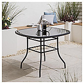 Tesco Seville Garden Table, 96.5cm