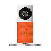 Aquarius Clever Dog Wireless Wi-Fi CCTV Camera with Night Vision and Motion Detection - Orange - R154867