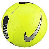Nike Pitch Training Football - Volt/Silver - Yellow