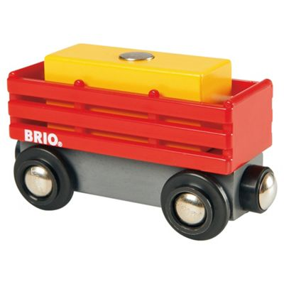 Brio Hay Wagon, wooden toy