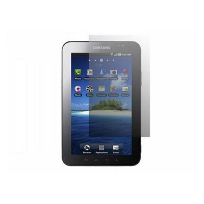 iTALKonline S-Protect LCD Screen Protector and Micro Fibre Cleaning Cloth - For  Samsung P1000