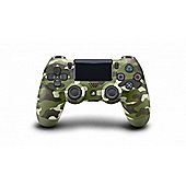Sony PS4 Official DualShock 4 Controller V2 - Camo Green
