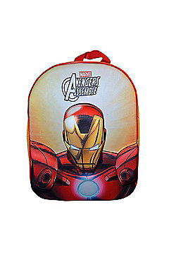 Marvel Avengers Assenble Iron Man 3D EVA Backpack
