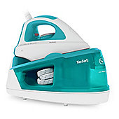 Tefal SV5011 Steam Generator Iron with 2200W Power and 5 Bar Pressure in Blue